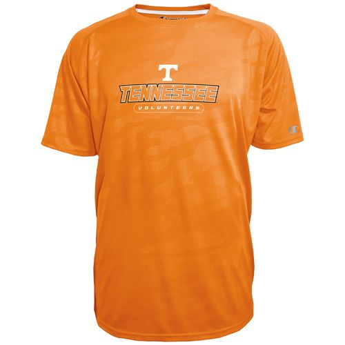 Champion™ Men's University of Tennessee Impact Embossed T-shirt - view number 1