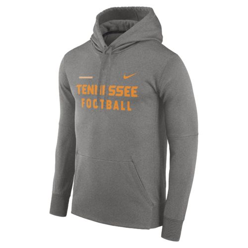 Nike™ Men's University of Tennessee Therma-FIT Pullover Hoodie
