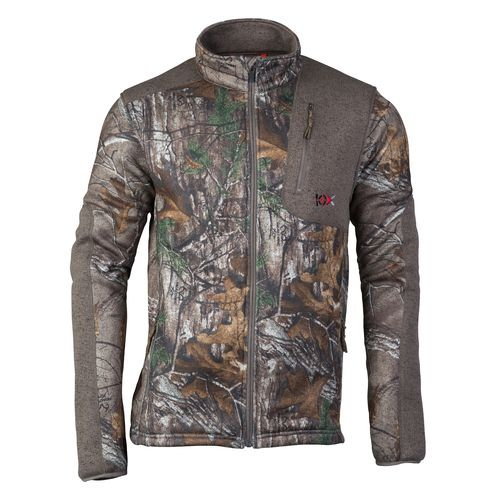 10X Men's BaseCamo Camo Jacket