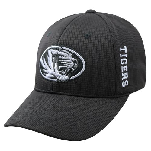 Top of the World Men's University of Missouri Booster Plus Tonal Cap