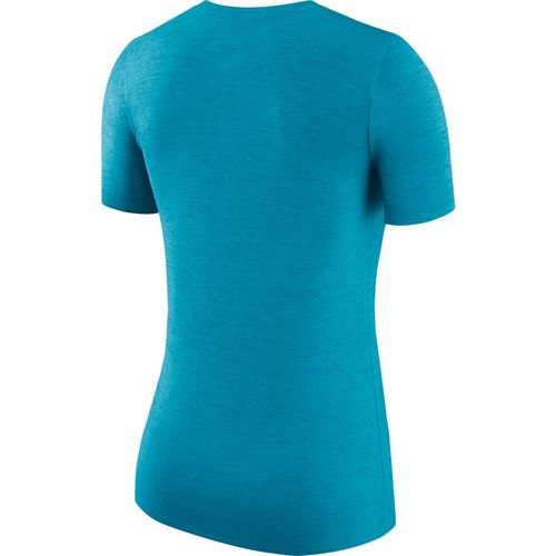 Nike Women's Carolina Panthers Dri-FIT Touch Short Sleeve T-shirt - view number 2