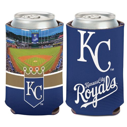 WinCraft Kansas City Royals Stadium Can Cooler