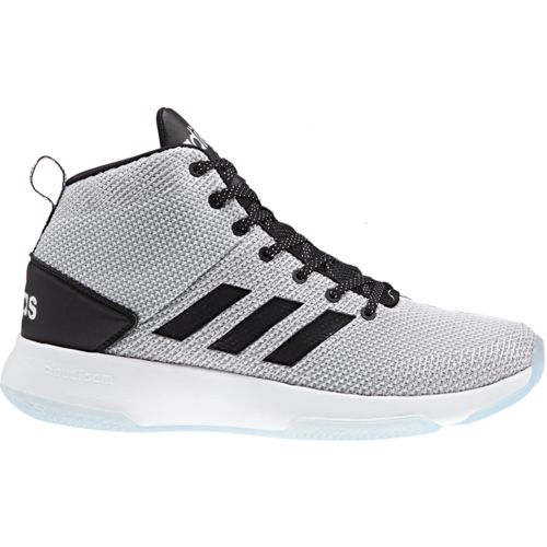 adidas basketball shoes. adidas men\u0027s neo cloudfoam ignition mid-top basketball shoes