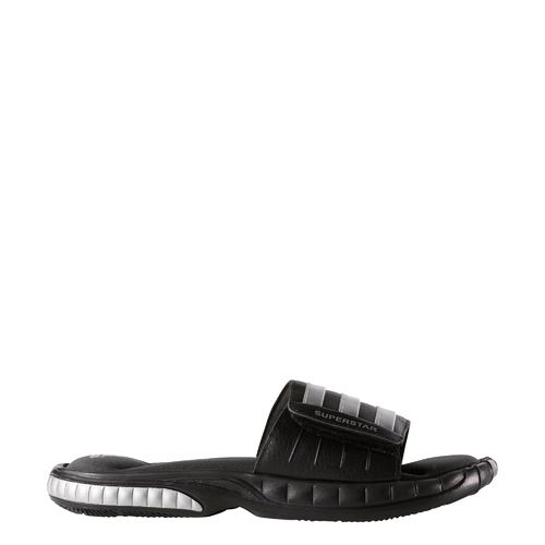 Display product reviews for adidas Men's Superstar 3G Sport Slides