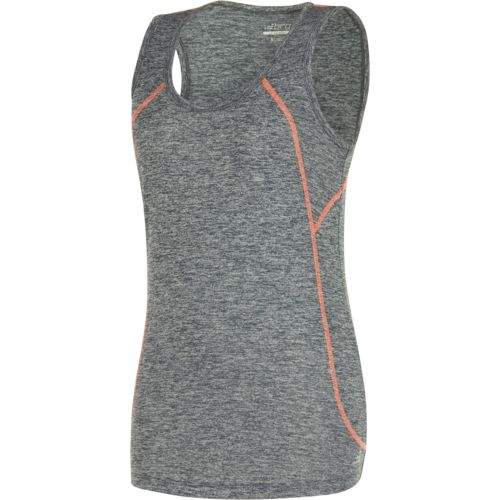 BCG Women's Heathered Training Tech Tank Top - view number 3