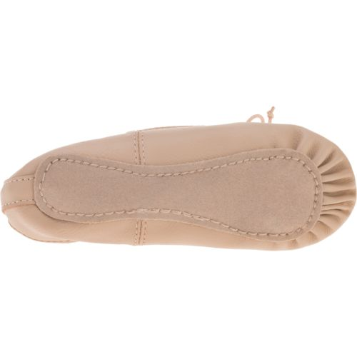 Dance Class Toddler Girls' Leather Ballet Shoes - view number 4