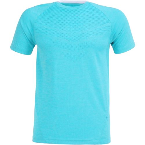 Prince Men's Knit Short Sleeve Crew Tennis T-shirt