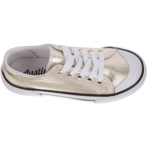 Austin Trading Co. Girls' Cora Metallic Casual Shoes - view number 4