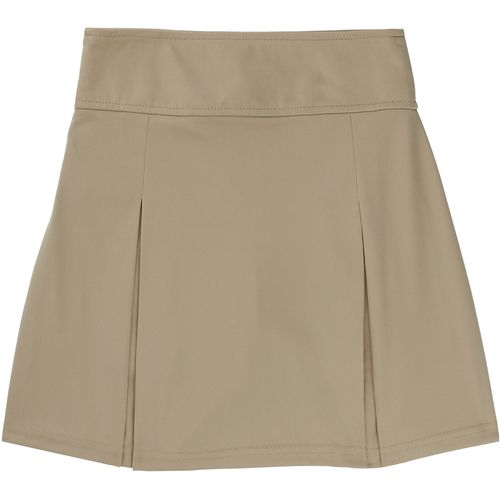 French Toast Girls' Kick Pleat Scooter Skirt - view number 1