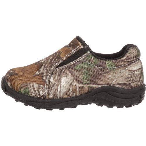 Magellan Outdoors Toddler's Camo Moc Shoes