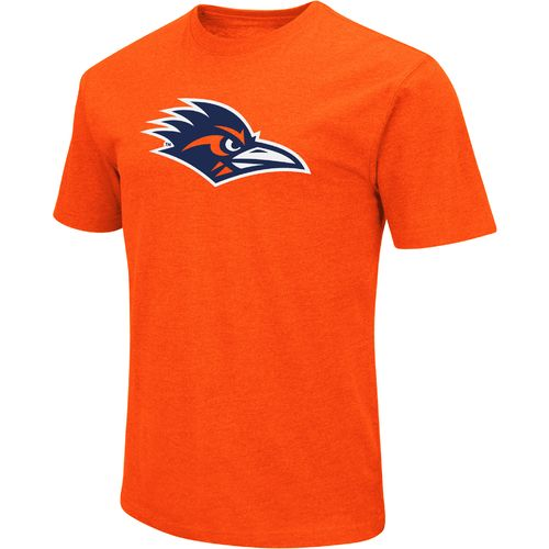 Colosseum Athletics Men's University of Texas at San Antonio Logo Short Sleeve T-shirt