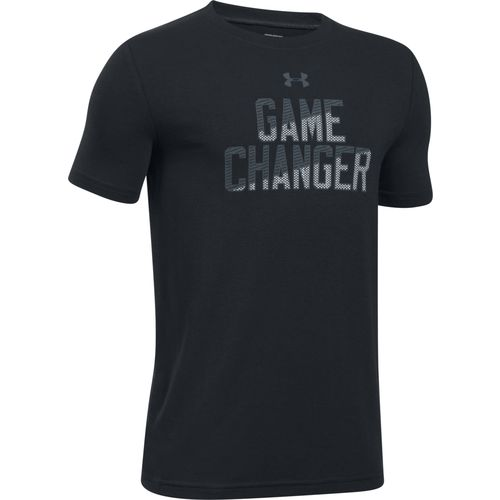 Under Armour Boys' Game Changer Short Sleeve T-shirt - view number 1