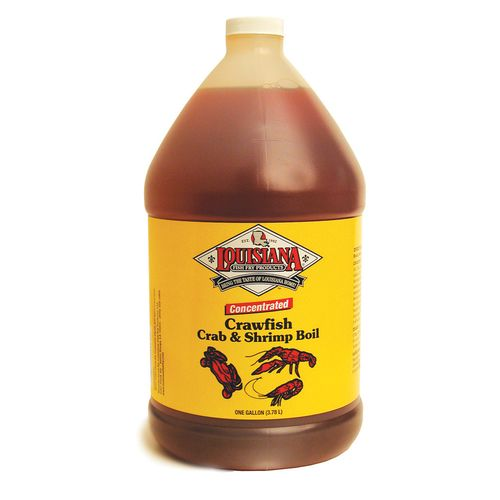 Louisiana Fish Fry Products Crawfish, Crab and Shrimp Boil Liquid Concentrate Seasoning