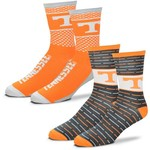 For Bare Feet Men's University of Tennessee Father's Day Socks - view number 1