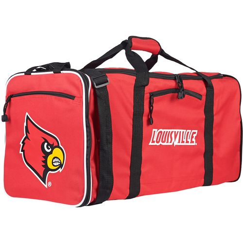 The Northwest Company University of Louisville Steel Duffel Bag - view number 1