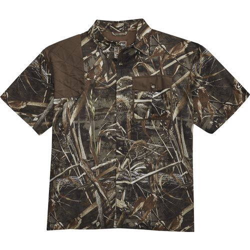 Drake Waterfowl Men's EST Vented Short Sleeve Dove Shirt - view number 4
