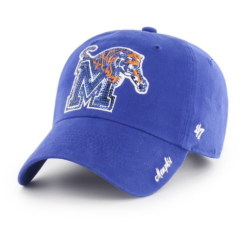 '47 Women's University of Memphis Sparkle Clean Up Cap
