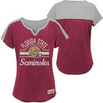 Gen2 Girls' Florida State University Tribute Football T-shirt - view number 3