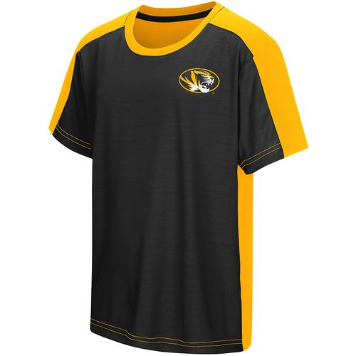 Colosseum Athletics Boys' University of Missouri Short Sleeve T-shirt