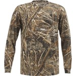 Magellan Outdoors Men's Hill Zone Long Sleeve T-shirt - view number 3