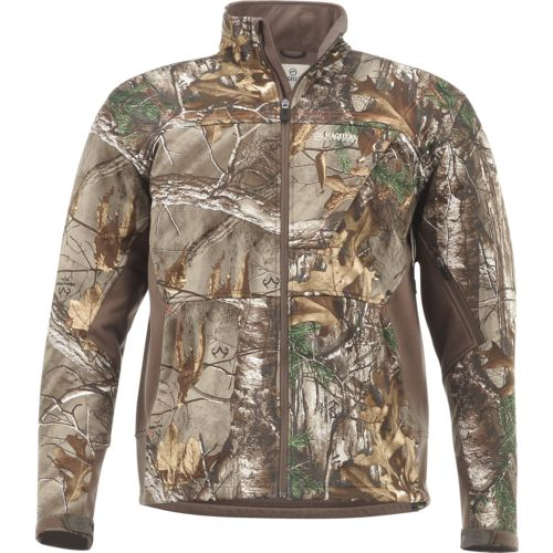 Display product reviews for Magellan Outdoors Men's Mesa Softshell Jacket with Scent Control