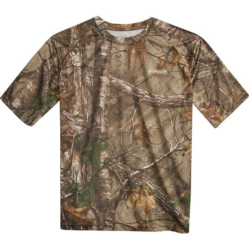 Magellan Men's Eagle Pass Mesh Shirt