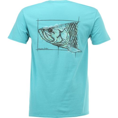 Magellan Outdoors Men's Water Drawn Tarpon T-shirt