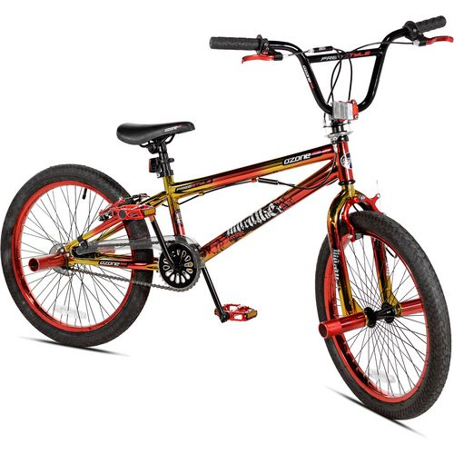 Display product reviews for Ozone 500 Boys' Marauder 20 in Bicycle