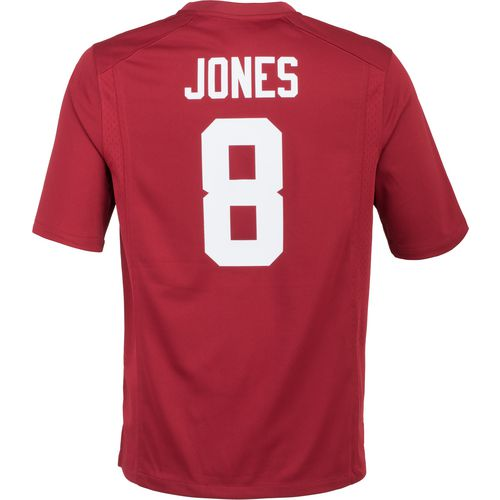Nike™ Men's University of Alabama Julio Jones #8 Former Player Football Jersey
