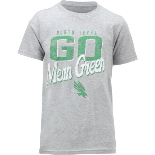 Gen2 Boys' University of North Texas Rally Antheme T-shirt