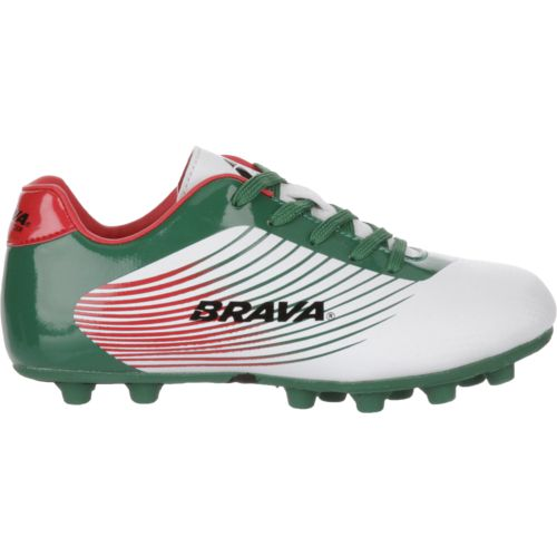 Brava Soccer Boys' MX Warrior Soccer Cleats