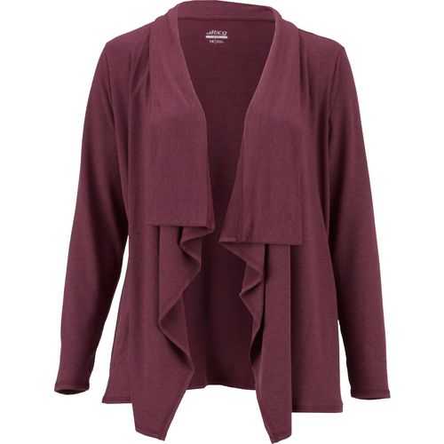 Display product reviews for BCG Women's Cascade Plus Size Cardigan
