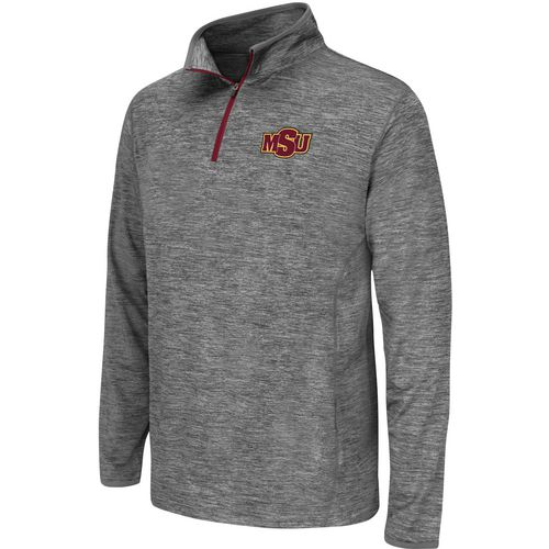 Colosseum Athletics Youth Midwestern State University Action Pass 1/4 Zip Wind Shirt