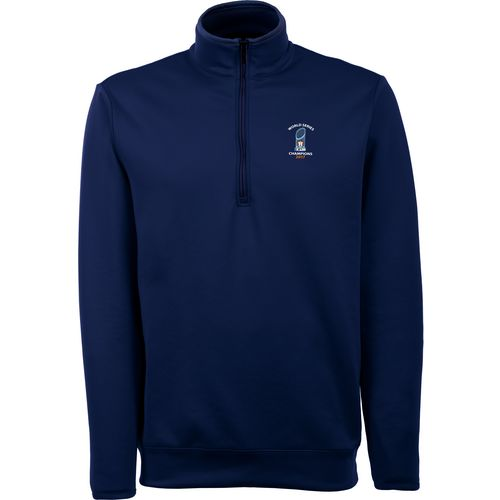 Antigua Men's Astros World Series Leader Pullover
