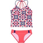O'Rageous Girls' Geo Jive 2-Piece Tankini - view number 2