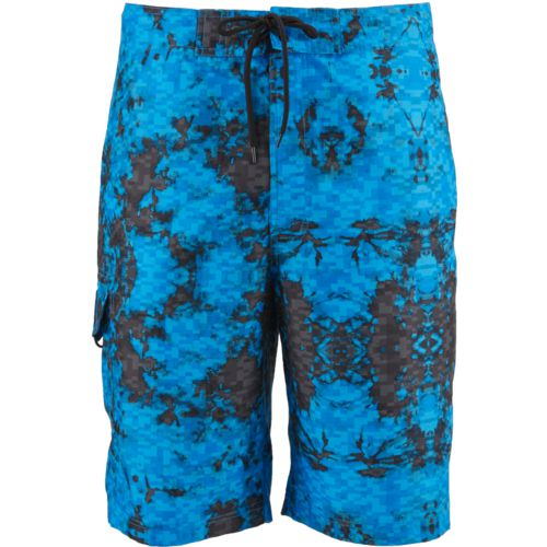 O'Rageous Men's Swim Print True Boardshorts