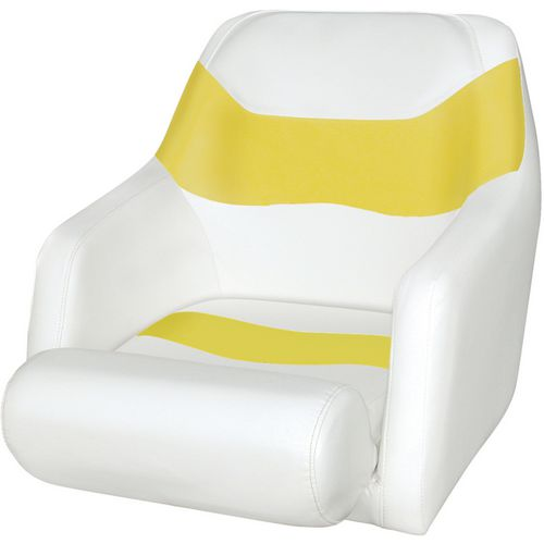 White/Yellow