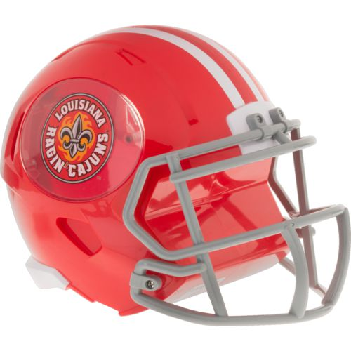 Forever Collectibles University of Louisiana at Lafayette ABS Helmet Bank