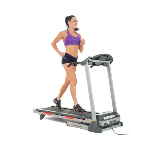 Sunny Health & Fitness SF-T7603 Motorized Treadmill - view number 3