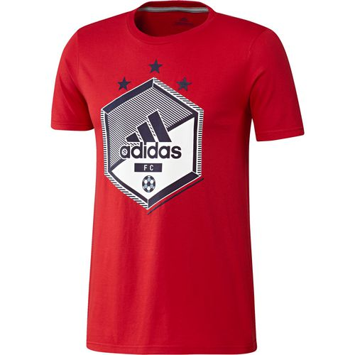 adidas Men's Soccer Shield T-shirt