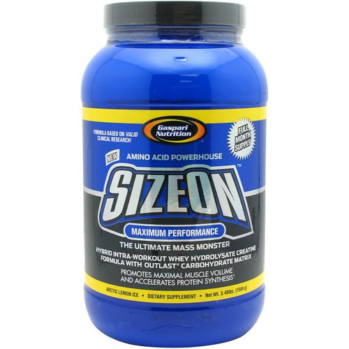 Gaspari Nutrition Maximum Performance SizeOn Supplement