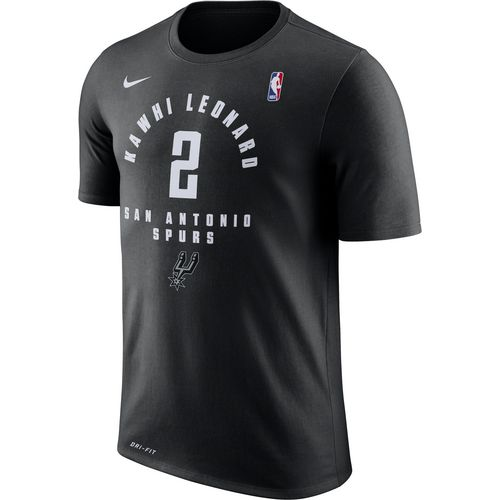 Nike Men's San Antonio Spurs Kawhi Leonard 2 Dri-FIT Legend T-shirt