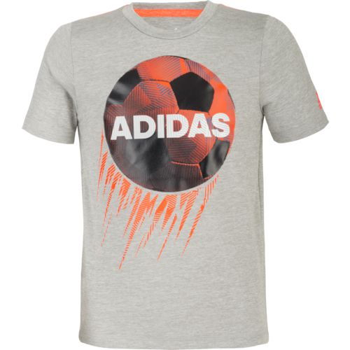 adidas Boys' climalite Rocket Ball T-shirt - view number 1