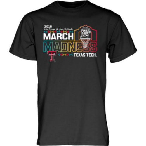 Blue 84 Men's Texas Tech  University Mighty March T-Shirt - view number 1