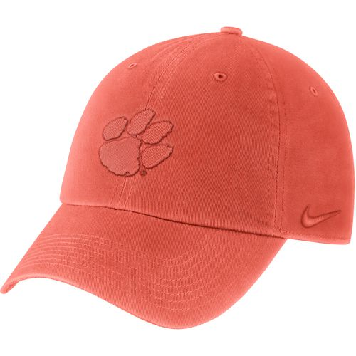 Nike Men's Clemson University Heritage86 Pigment Wash Cap
