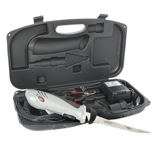 Rapala® Deluxe Electric Fillet Knife Set