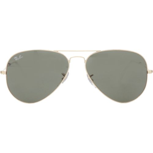Image for Ray-Ban Adults' Aviator Large Metal Sunglasses from Academy