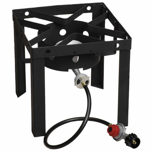 Display product reviews for Outdoor Gourmet Deluxe Fryer Stand