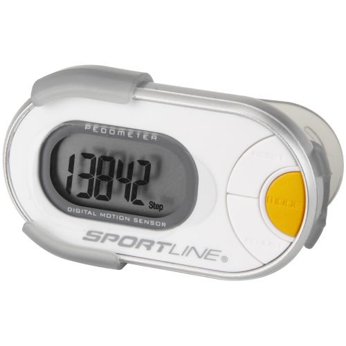 Sportline Qlip Any-Wear Pedometer