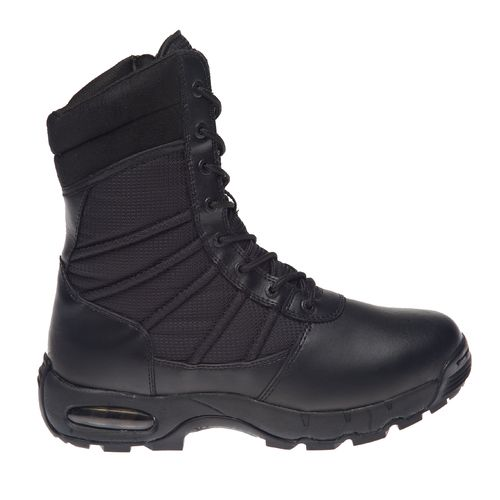 Brazos Men s Premium 8  Side Zip Service Boots